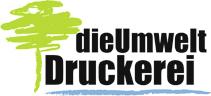 Logo von dieUmweltDruckerei.