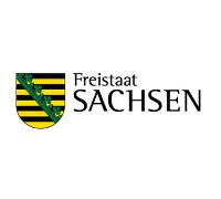Logo Freistaat Sachsen