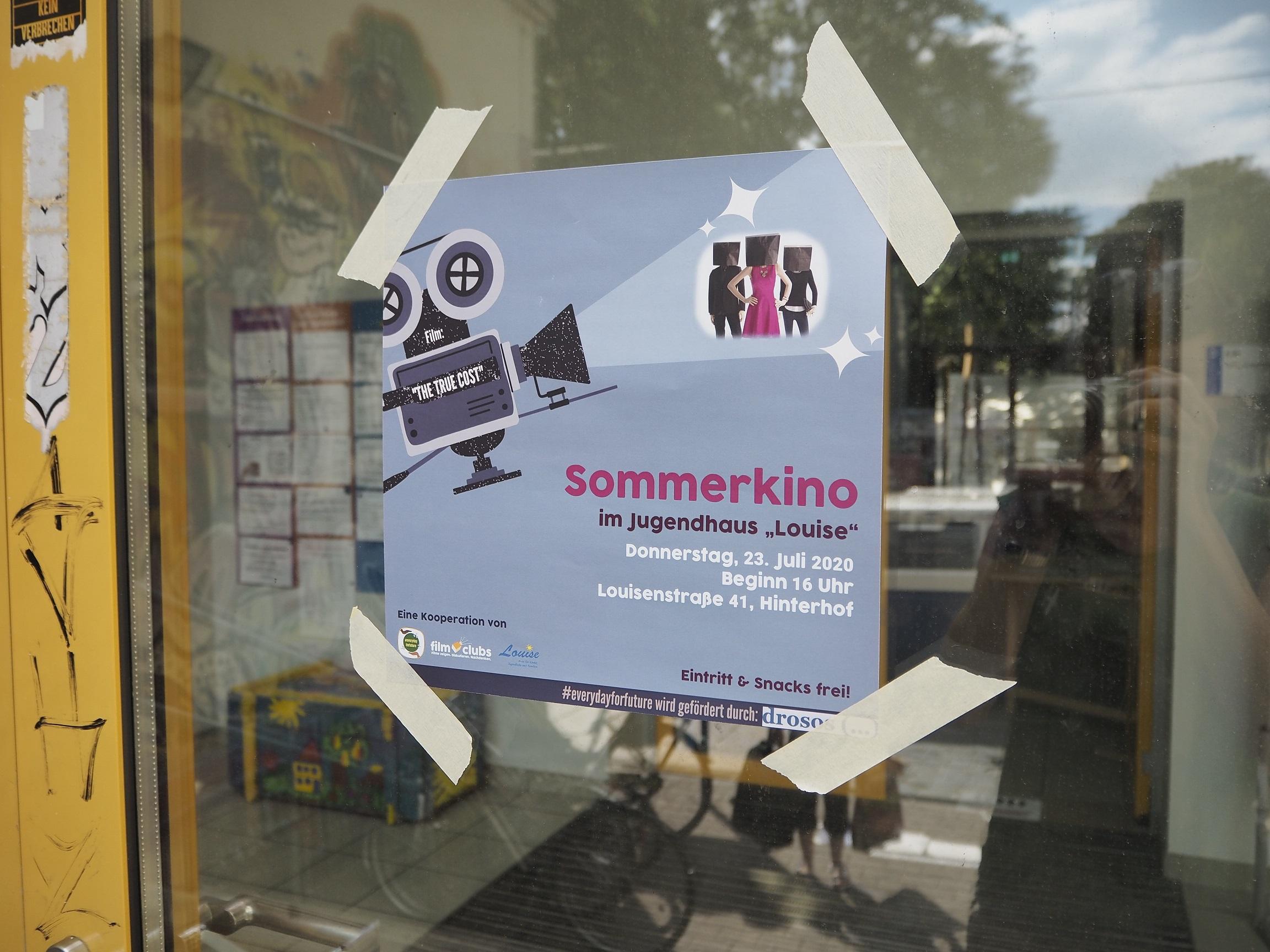#eff – Sommerkino im KJH