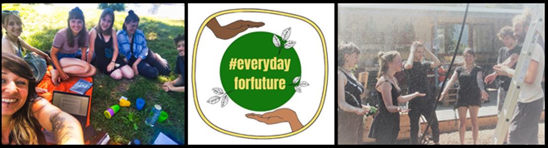 ein Jahr #everydayforfuture